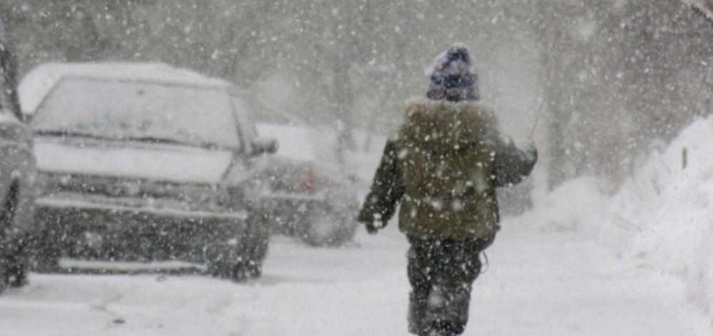 В Днепропетровской области на 4 дня объявили штормовое предупреждение