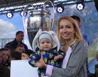 В Днепре гостили Кубки мужской и женской Лиги Чемпионов