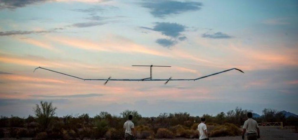 Беспилотник от Airbus установил рекорд пребывания в воздухе