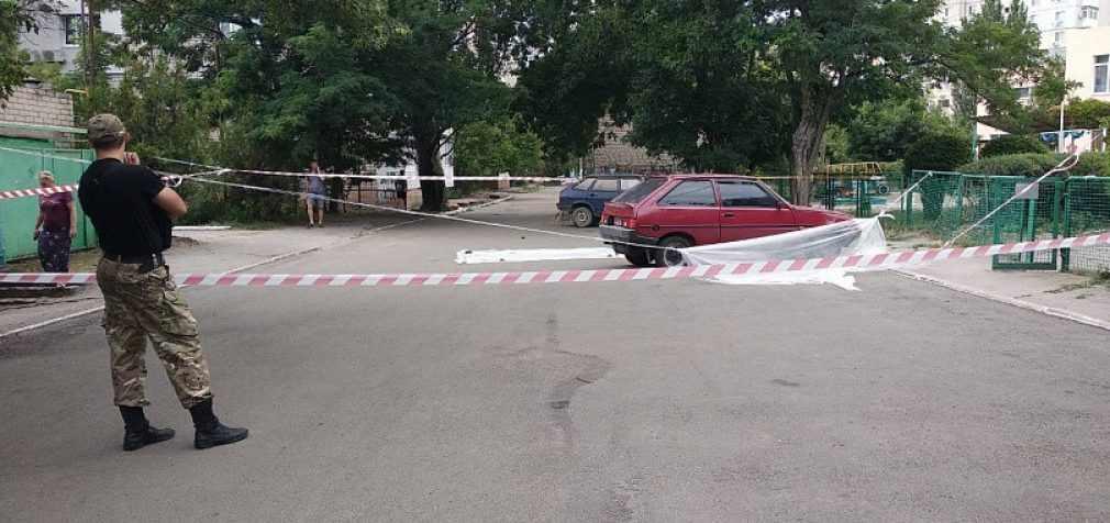 Обнаружен автомобиль, на котором скрылся убийца ветерана АТО