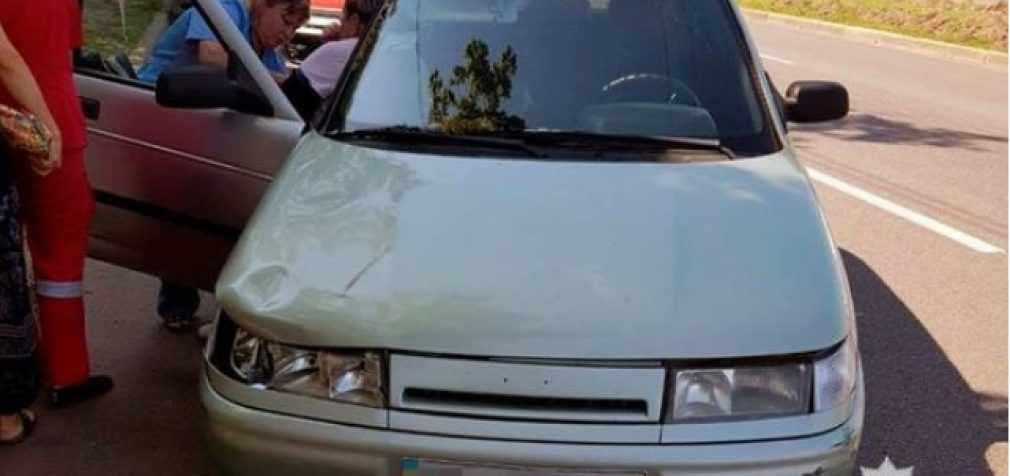Женщина-водитель насмерть сбила ребенка на пешеходном переходе