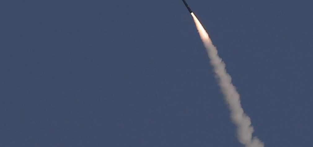 Израиль заявил о перехвате ракеты, выпущенной из сектора Газа