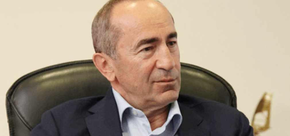 Бывшего президента Армении обвинили в свержении конституционного строя