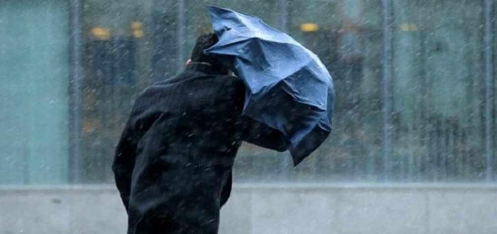 Завтра в Киеве дождь будет идти с утра до позднего вечера