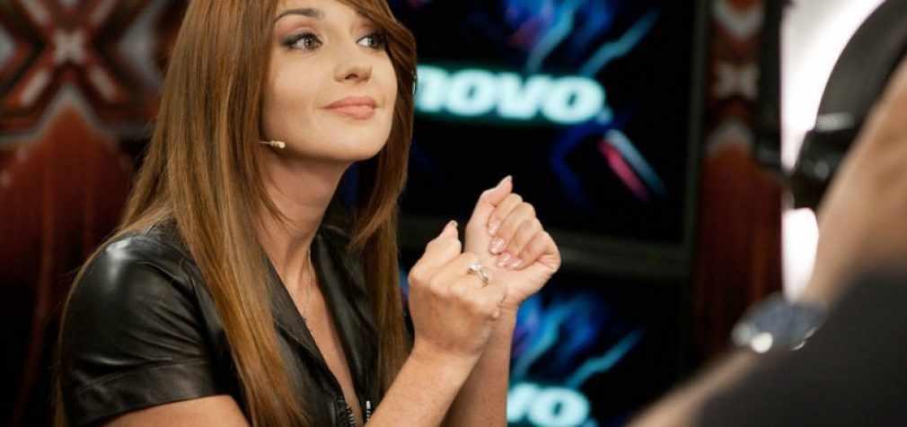 Оксану Марченко со скандалом встретили на презентации проекта «Танцы со звездами»