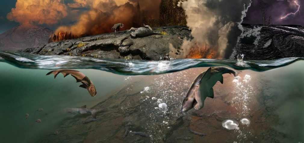 Ученые раскрыли тайну величайшего вымирания в истории Земли