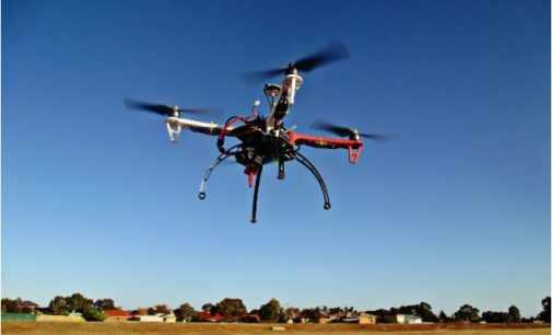 В Японии почта начала доставлять документы дронами