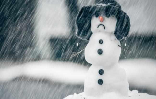 Стало известно, где в Украине ожидать снег с дождями