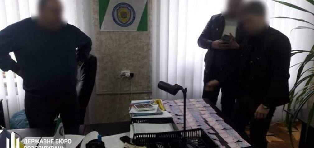 Начальник управления Госслужбы труда Луганской области пойман на получении взяток в сумме 100 тыс. грн, – ГБР. ФОТО