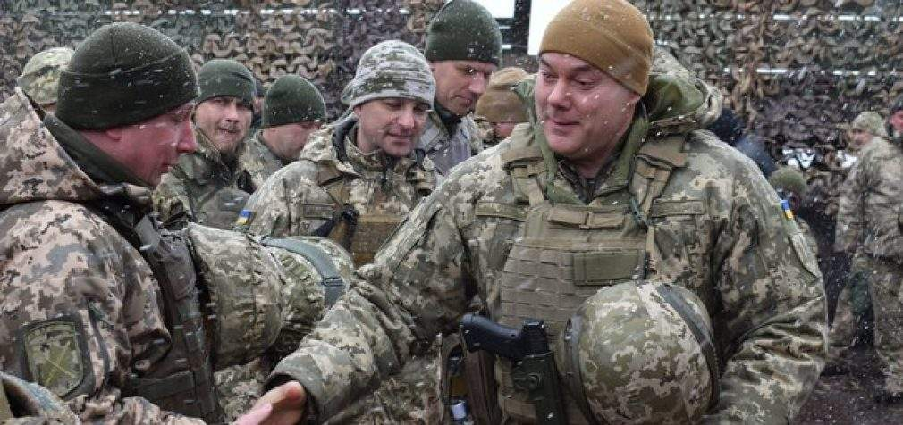 Украинские военные на позициях имеют всё необходимое для выполнения задач, – ООС