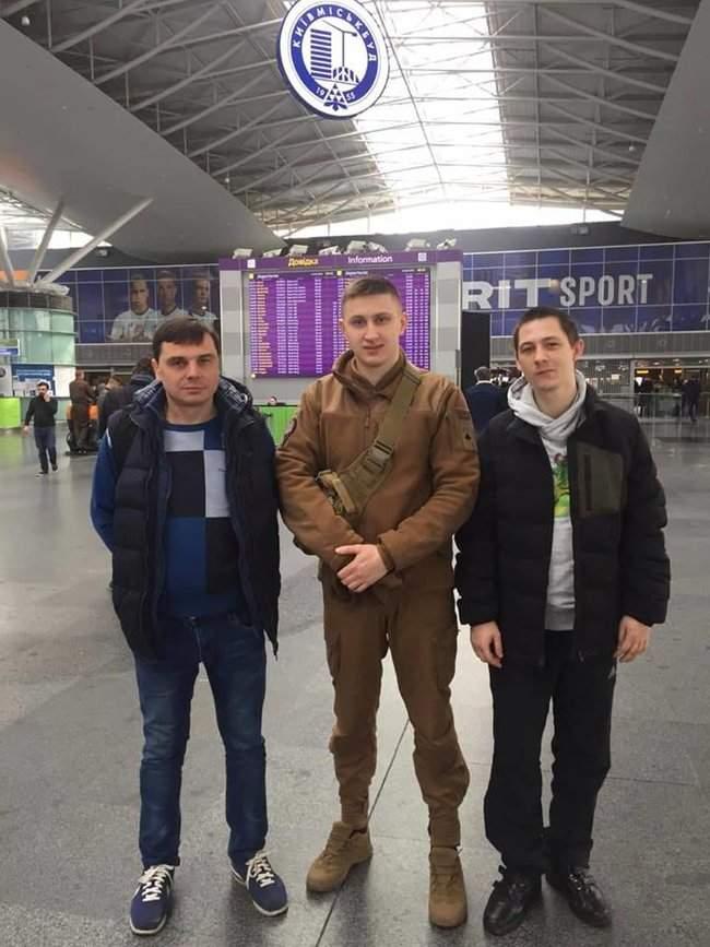 Бельгия приняла на лечение трех раненых украинских военнослужащих, - Минобороны 01