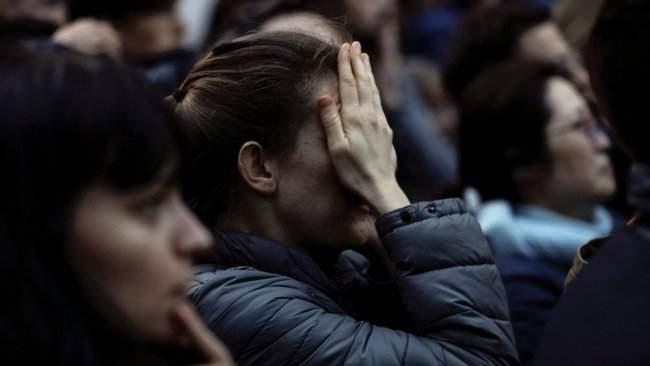Собор Парижской Богоматери, возможно, не удастся потушить, - МВД Франции 06
