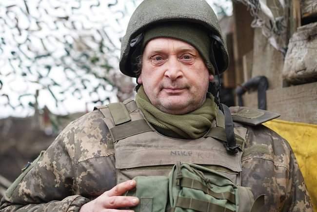 С воином 93-й ОМБр Игорем Игнатенко, погибшим на Донбассе, простятся 18 апреля в Запорожской области 01