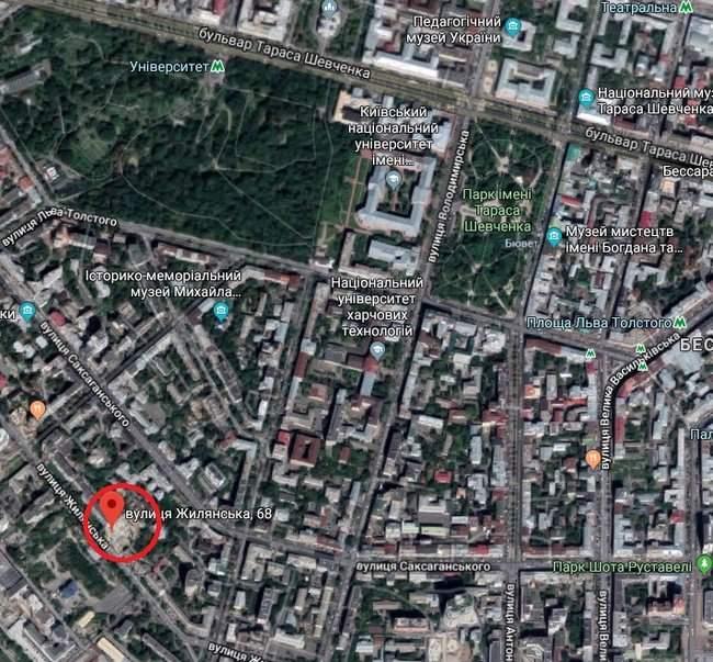 ГБР взялось за объект застройщика Кивана в Киеве 01