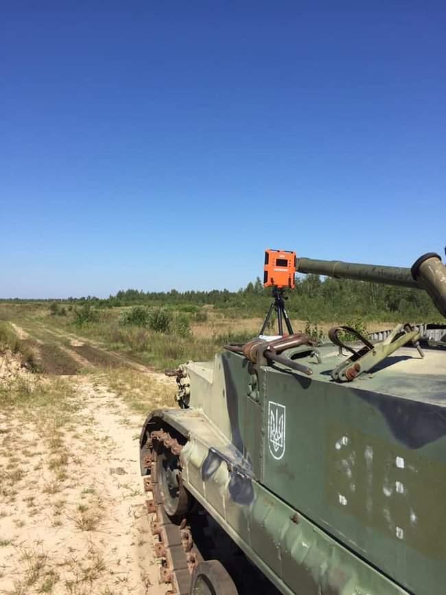Украина отправила на экспорт вторую партию снарядов для БМП-3 собственного производства 02