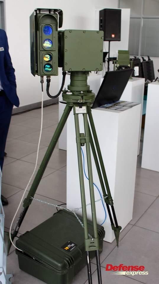 Танковая пушка, 120-мм миномет Бучарда, РЛС, антидроновские винтовки и цифровой солдат: в Броварах представили новые образцы от украинских частных оборонных компаний 14