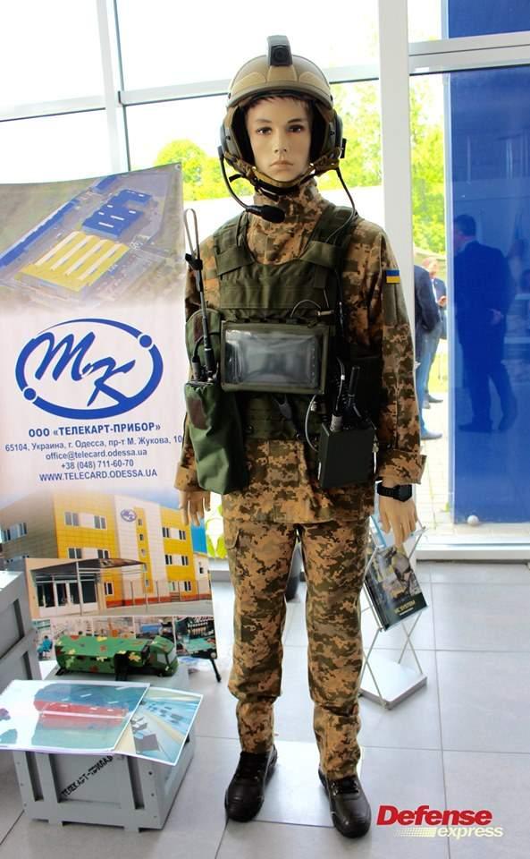 Танковая пушка, 120-мм миномет Бучарда, РЛС, антидроновские винтовки и цифровой солдат: в Броварах представили новые образцы от украинских частных оборонных компаний 07