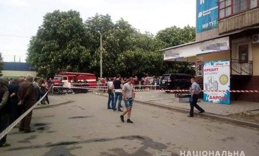 На Дніпропетровщині три людини постраждали від вибуху гранати