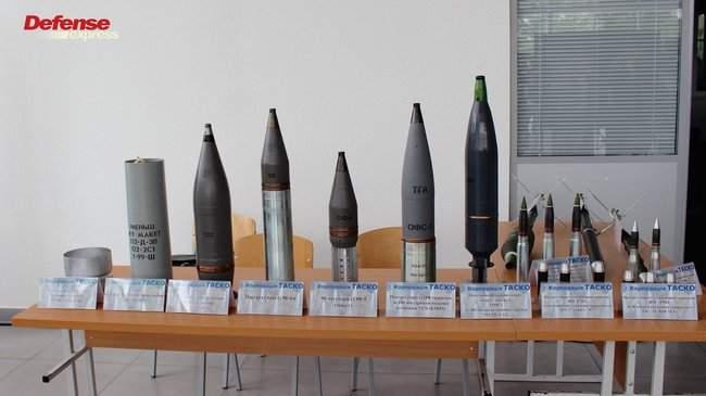 Танковая пушка, 120-мм миномет Бучарда, РЛС, антидроновские винтовки и цифровой солдат: в Броварах представили новые образцы от украинских частных оборонных компаний 27