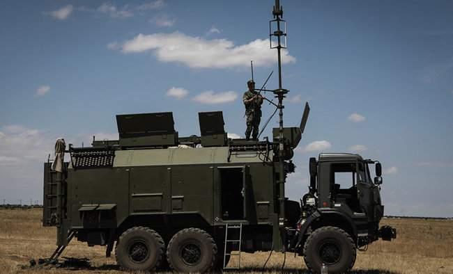 РФ испытывает на оккупированном Донбассе систему орбитального подавления Тирада-2, - InformNapalm 03