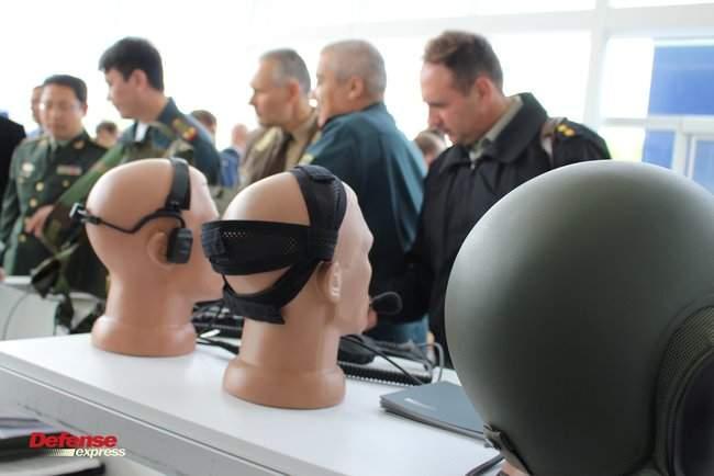 Танковая пушка, 120-мм миномет Бучарда, РЛС, антидроновские винтовки и цифровой солдат: в Броварах представили новые образцы от украинских частных оборонных компаний 08
