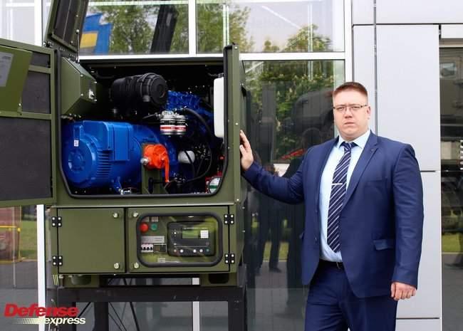 Танковая пушка, 120-мм миномет Бучарда, РЛС, антидроновские винтовки и цифровой солдат: в Броварах представили новые образцы от украинских частных оборонных компаний 17