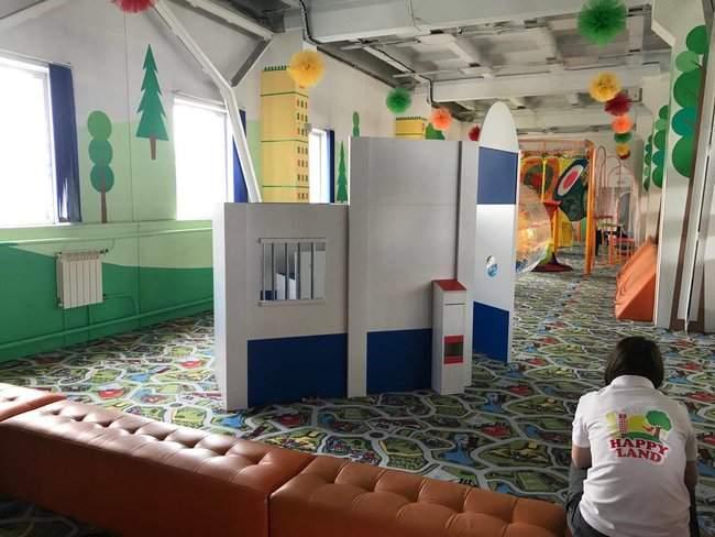 Аттракцион с тюремной камерой появился в детском развлекательном центре в Хакасии 02
