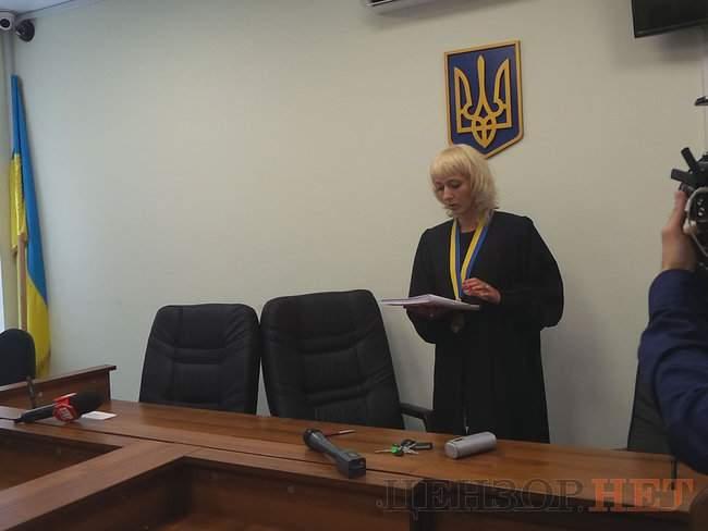 Суд отпустил под залог в 2 млн грн с ношением электронного браслета подозреваемого по делу Аллерова Майбороду 04