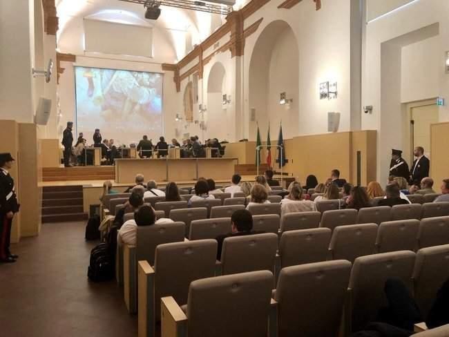 Военнослужащие Нацгвардии выступили в защиту гвардейца Маркива в итальянском суде 01
