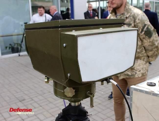 Танковая пушка, 120-мм миномет Бучарда, РЛС, антидроновские винтовки и цифровой солдат: в Броварах представили новые образцы от украинских частных оборонных компаний 13