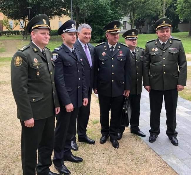 Военнослужащие Нацгвардии выступили в защиту гвардейца Маркива в итальянском суде 03