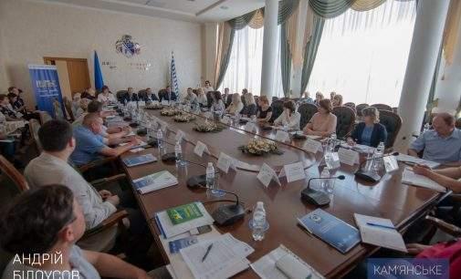 У Дніпрі під керівництвом мера Кам'янського пройшло засідання регіональної платформи АМУ