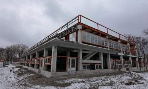 На місці недобудови в Кам'янському з'явиться надсучасний палац спорту