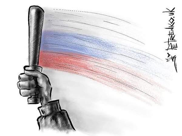 Газовые спринтеры Кремля, боевое приведение с моторчиком, совет бывалого политика. Свежие ФОТОжабы от Цензор.НЕТ 10
