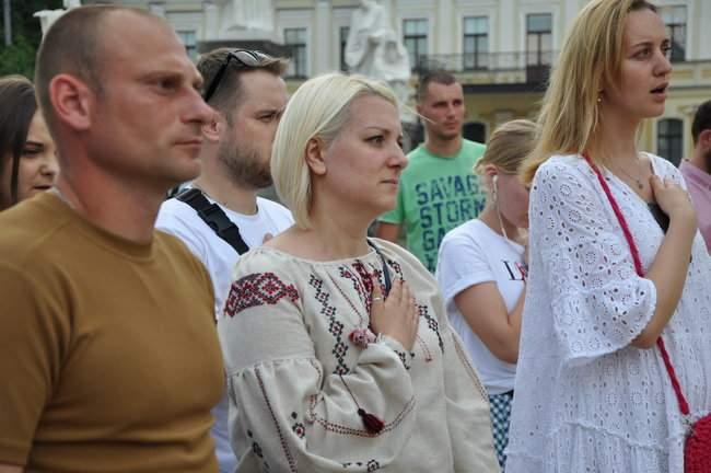 49 пар берцев: в Киеве почтили память воинов, погибших 5 лет назад при крушении ИЛ-76 05