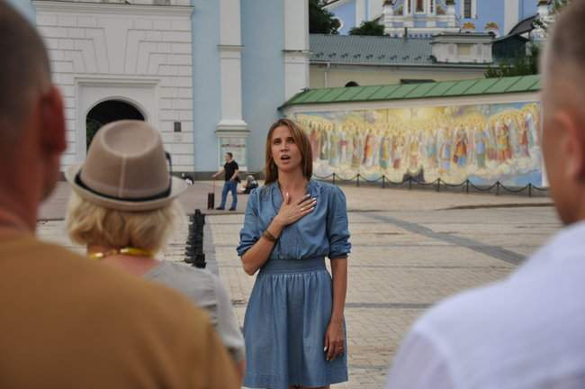 49 пар берцев: в Киеве почтили память воинов, погибших 5 лет назад при крушении ИЛ-76 08