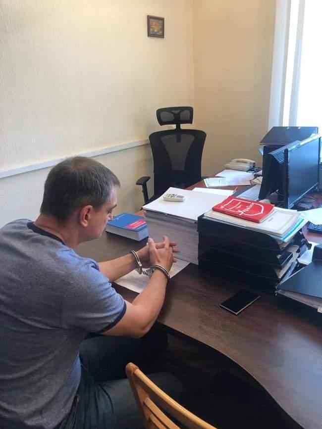 ГПУ и СБУ задержали главу ЦИК Лягина, организовавшего в мае 2014 г. псевдореферендум ДНР, - Луценко 01