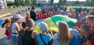 У Кам'янському відзначили Міжнародний Олімпійський день