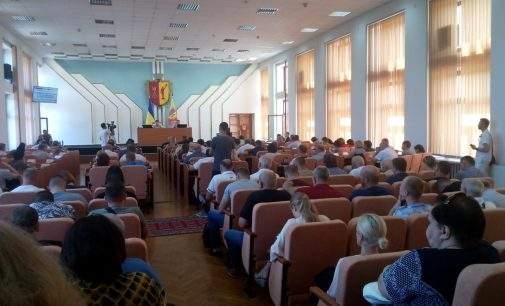 Як пройшла 34 сесія міської ради Кам'янського