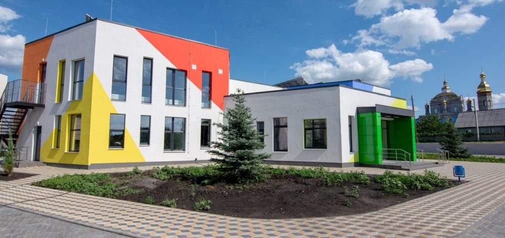 У селищі Романкове відкриють сучасний дитячий садок на 115 місць
