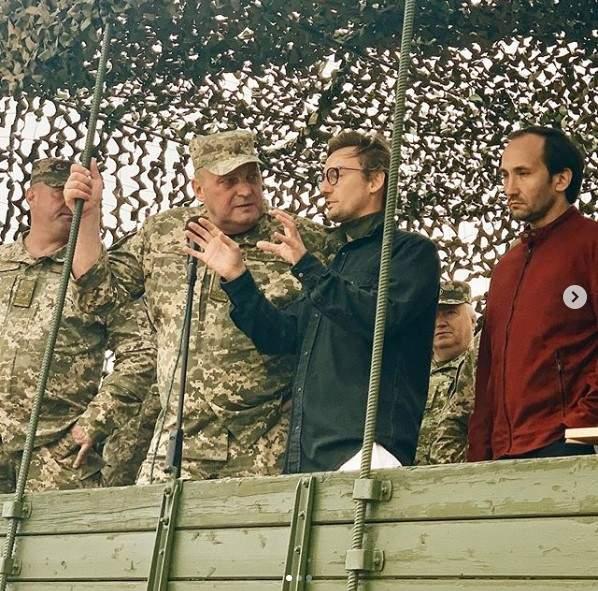 Мы хотим добавить немного зрелищности, - режиссерами шествия на День Независимости в Киеве стали Бадоев и Коляденко 01