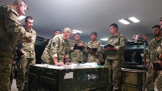 Рота 93-й ОМБр в составе механизированного батальона США принимает участие в международных учениях Combined Resolve-XII 04
