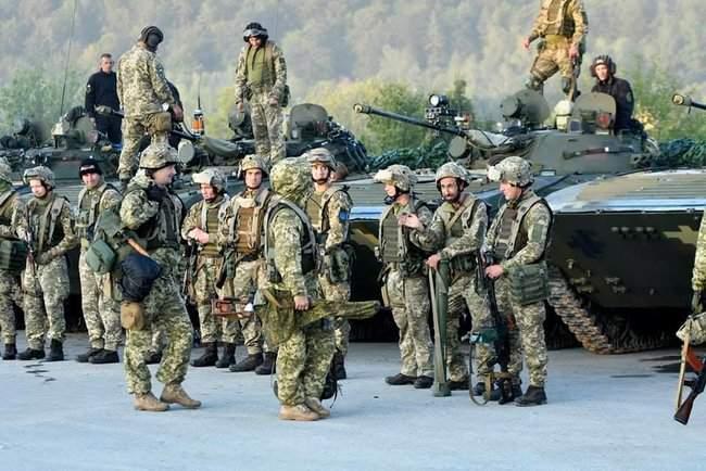 Рота 93-й ОМБр в составе механизированного батальона США принимает участие в международных учениях Combined Resolve-XII 01