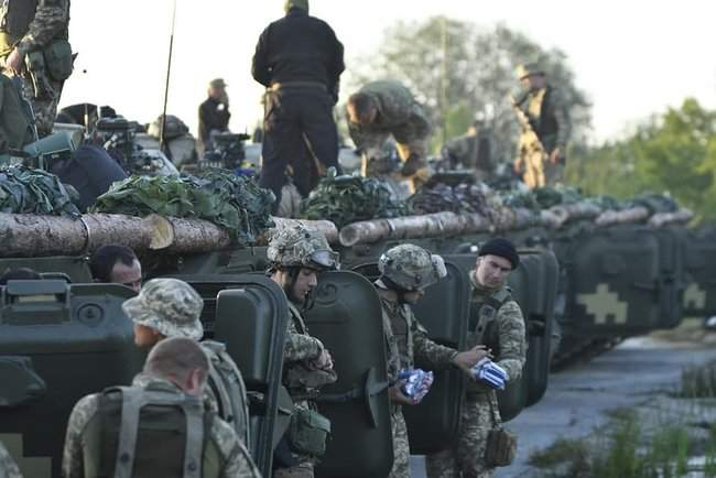Рота 93-й ОМБр в составе механизированного батальона США принимает участие в международных учениях Combined Resolve-XII 02