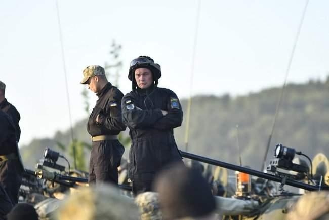 Рота 93-й ОМБр в составе механизированного батальона США принимает участие в международных учениях Combined Resolve-XII 03