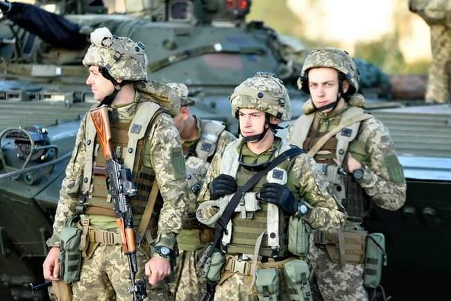 Рота 93-й ОМБр в составе механизированного батальона США принимает участие в международных учениях Combined Resolve-XII 05