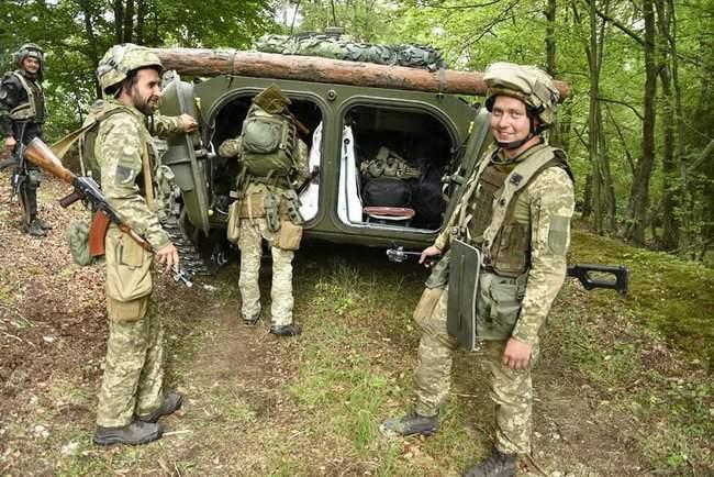 Рота 93-й ОМБр в составе механизированного батальона США принимает участие в международных учениях Combined Resolve-XII 09