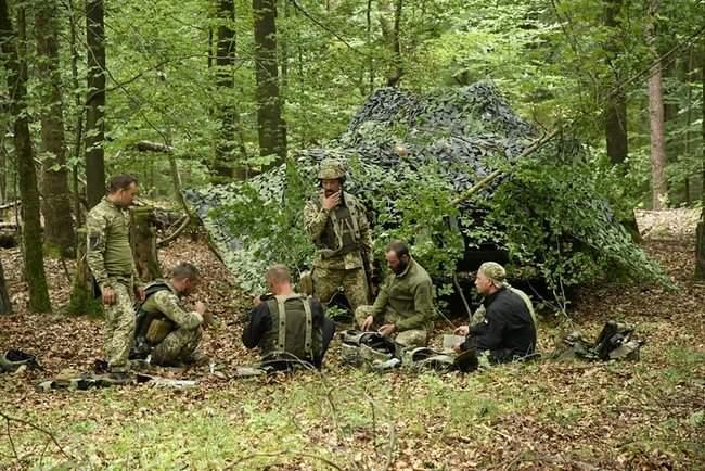 Рота 93-й ОМБр в составе механизированного батальона США принимает участие в международных учениях Combined Resolve-XII 10