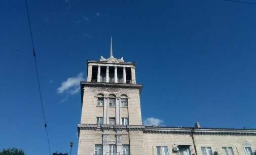 В Кам'янському ремонтують найвідоміший будинок міста