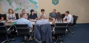 Кам'янський міський голова провів робочу зустріч з представниками міжнародної фінансової корпорації «НЕФКО»